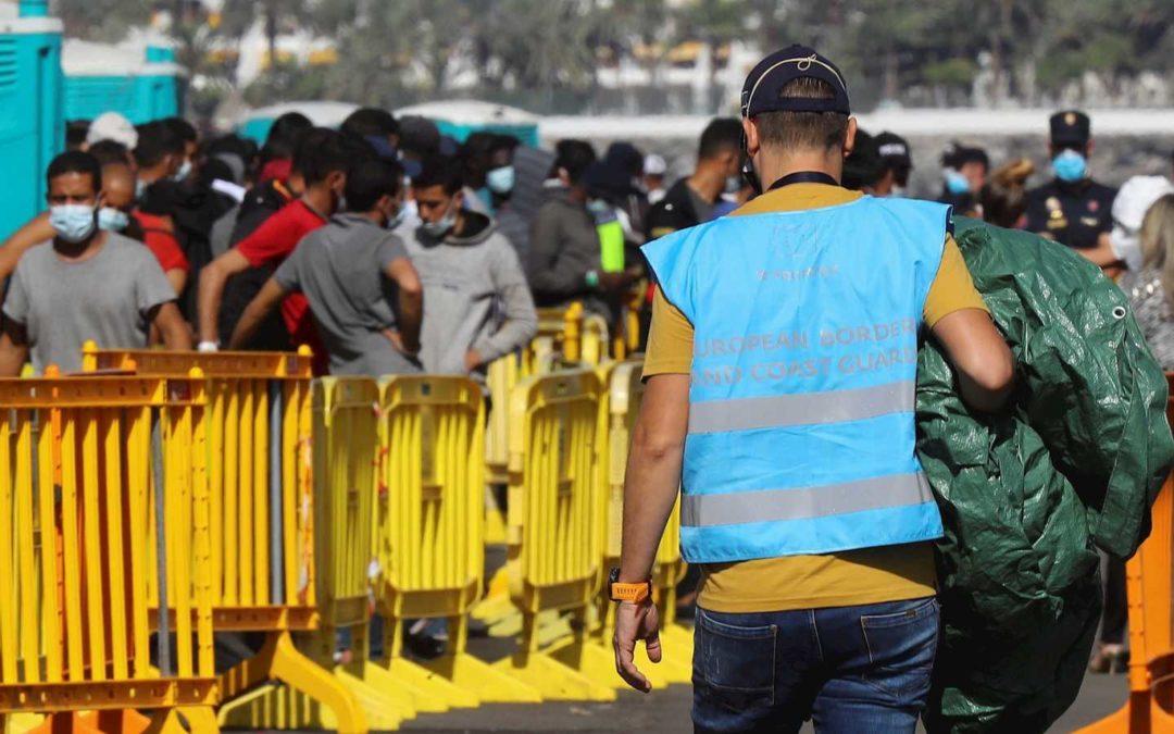 En el muelle de Arguineguín (Islas Canarias) se están vulnerando los derechos humanos.
