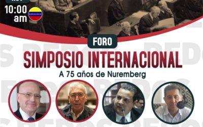 Simposio Internacional – A 75 años de Nuremberg