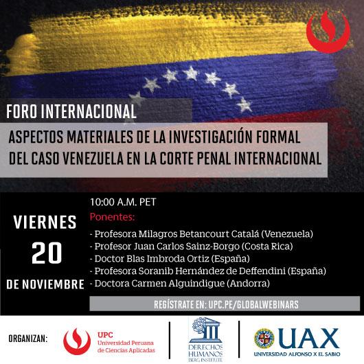 caso venezuela bufete imbroda
