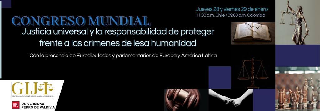 """Venezuela: """"Realidad y futuro en la situación Jurídico - Política y el plano Internacional"""""""