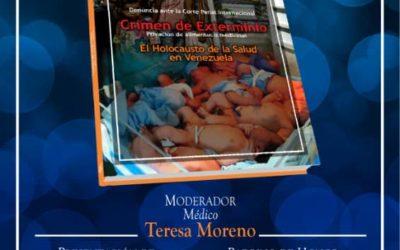 Presentación online el 22 de abril del libro de Walter Márquez «Crimen de Exterminio»